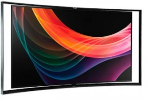 Samsung KE55S9C Curved OLED TV